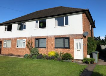 Thumbnail 2 bed maisonette for sale in Clinton Road, Shirley, Solihull