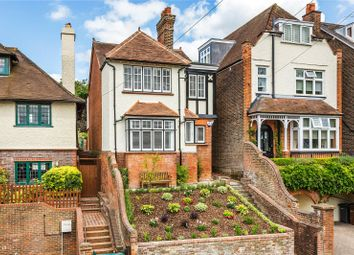 Thumbnail 4 bed detached house to rent in South Hill, Guildford, Surrey