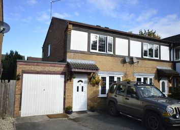 Thumbnail 2 bed semi-detached house for sale in Osbourne Close, Oswestry