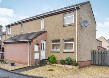 Thumbnail 3 bed end terrace house for sale in Bankton Park West, Livingston