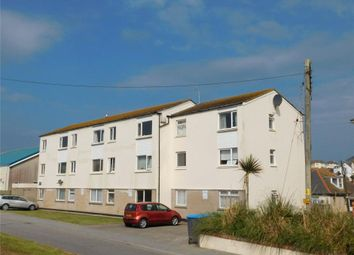 Thumbnail 2 bedroom flat for sale in Marine Court, Perranporth, Cornwall