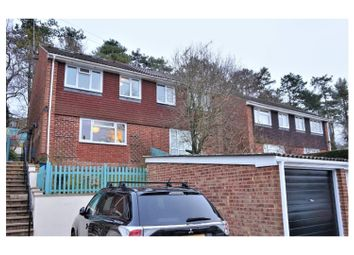 Thumbnail 4 bed semi-detached house for sale in Chilton Way, Hungerford