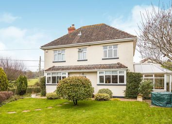 Thumbnail 4 bed detached house for sale in Wrington Road, Congresbury, Bristol