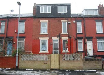 Thumbnail 3 bed terraced house to rent in Strathmore Terrace, Leeds