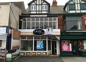 Thumbnail Retail premises for sale in 46 Victoria Road West, Cleveleys, Lancashire