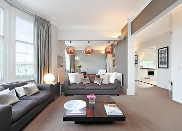 Thumbnail 2 bed flat for sale in Warwick Mansions, Cromwell Crescent, London