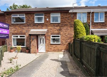 Thumbnail 3 bed end terrace house for sale in Ash Hill, Middlesbrough