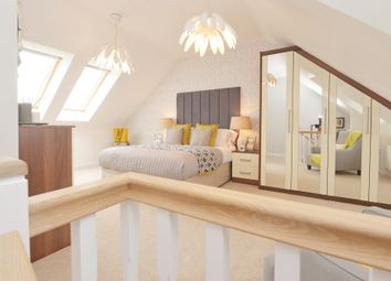 "Thumbnail 3 bed semi-detached house for sale in ""Kennett"" at Welland Close, Burton-On-Trent"