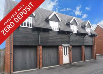 Thumbnail 2 bed flat to rent in Qwysson Avenue, Bury St. Edmunds