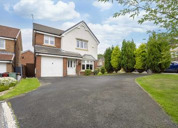 Thumbnail 4 bed detached house for sale in Wallace Brae Bank, Reddingmuirhead, Falkirk