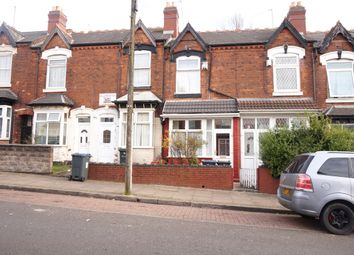 Thumbnail 3 bed terraced house for sale in Clarence Road, Handsworth, Birmingham