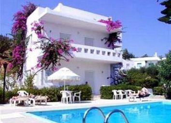 Thumbnail Hotel/guest house for sale in Agios Nikolaos, Crete, Greece