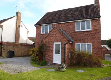 Thumbnail 3 bed detached house to rent in Bainbridge Close, Grange Park, Swindon