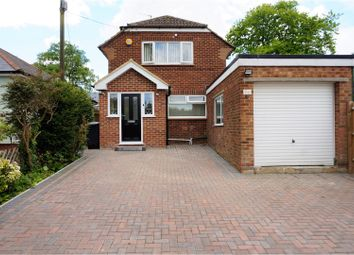Thumbnail 3 bed detached house for sale in Hallsfield Road, Chatham