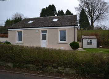 Thumbnail 4 bed detached house for sale in Millheugh Brae, Larkhall