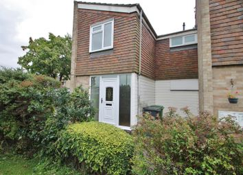 Thumbnail 3 bed end terrace house for sale in Westray Close, Basingstoke