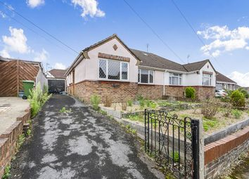 Thumbnail 2 bed bungalow for sale in Franklyn Avenue, Southampton