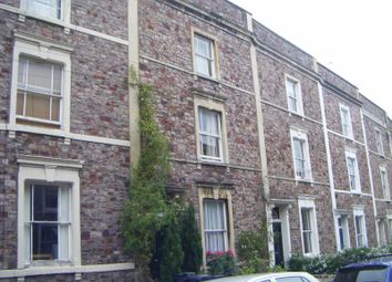 Thumbnail 1 bed flat to rent in Bellevue Crescent, Bristol