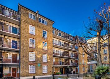 Thumbnail 3 bed flat to rent in Redman Buildings, Portpool Lane, London