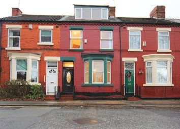 Thumbnail 4 bedroom terraced house to rent in Wellington Road, Wavertree, Liverpool