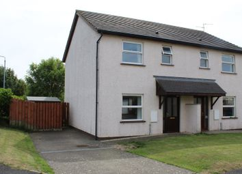 Thumbnail 3 bed semi-detached house to rent in Aspen Drive, Peel, Isle Of Man