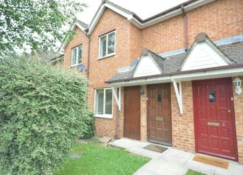 Thumbnail 2 bed terraced house to rent in Hubbard Drive, Chessington