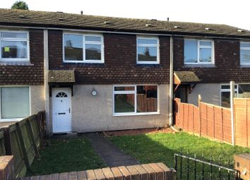 Thumbnail 3 bedroom terraced house for sale in Penistone Close, Donnington, Telford