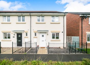 Thumbnail 3 bedroom terraced house for sale in Klondyke Walk, Blaydon-On-Tyne