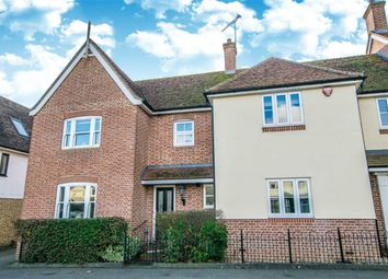 Thumbnail 3 bedroom terraced house for sale in Long Meadow, Watton At Stone, Herts