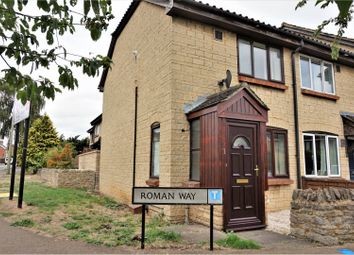 2 bed end terrace house for sale in Roman Way, Bicester OX26
