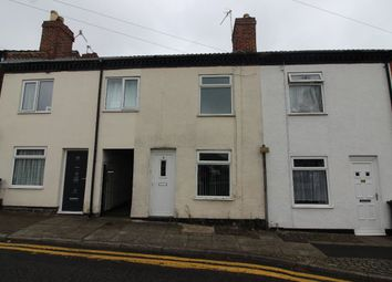 Thumbnail 2 bed terraced house to rent in Castle Street, Eastwood, Nottingham