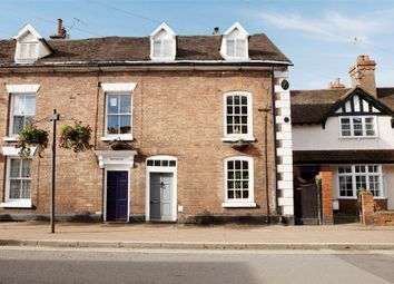 Thumbnail 2 bed end terrace house for sale in Mill Street, Bridgnorth, Shropshire