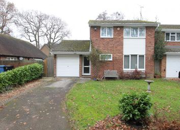 Thumbnail 3 bed detached house for sale in Tavistock Road, Fleet