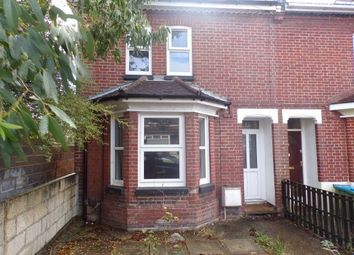 Thumbnail 2 bed end terrace house to rent in Peveril Road, Southampton