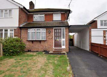 Thumbnail 3 bed semi-detached house for sale in Skilton Road, Tilehurst, Reading