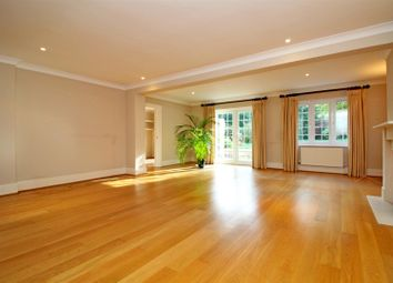 Thumbnail 5 bed detached house to rent in Little Potters, Bushey
