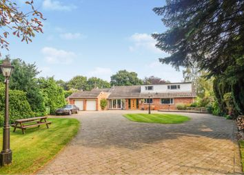 Thumbnail 4 bed detached house for sale in Cottage Lane, Lincoln