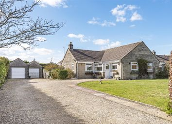 Thumbnail 4 bed bungalow for sale in Summersfield Close, Minchinhampton, Stroud