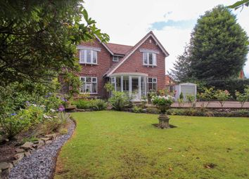 4 bed detached house for sale in Grange Road, Bramhall, Stockport SK7