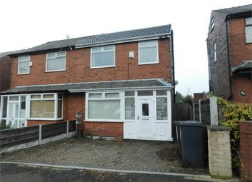 Thumbnail 3 bed semi-detached house to rent in Lancaster Avenue, Whitefield, Manchester