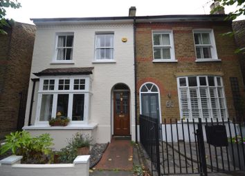 Thumbnail 5 bed semi-detached house to rent in South Western Road, St Margarets, Twickenham