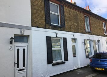 Thumbnail 2 bed terraced house to rent in Barton View Terrace, Dover