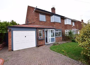 Thumbnail 3 bed semi-detached house to rent in Beaumaris Road, Wallasey, Merseyside
