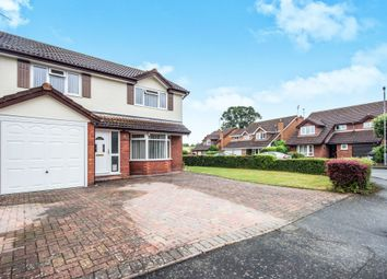 Thumbnail 4 bed detached house for sale in Colbourne Grove, Leamington Spa, Warwickshire, England
