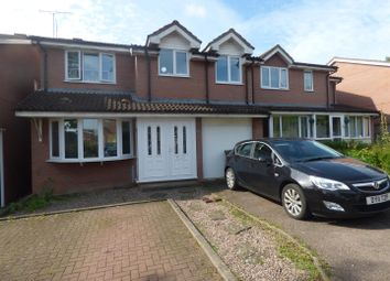 Thumbnail 4 bed detached house for sale in Finmere, Brownsover, Rugby