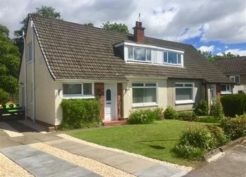Thumbnail 3 bed semi-detached house for sale in Larkfield Road, Lenzie, Glasgow