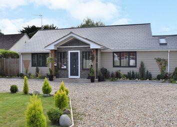 Thumbnail 4 bed detached bungalow for sale in Braeside Road, St Leonards, Ringwood