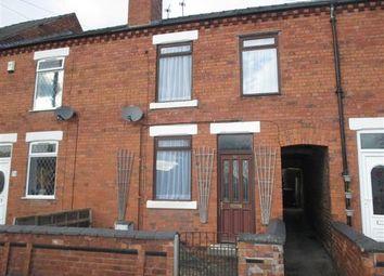 Thumbnail 3 bed terraced house for sale in Newthorpe Common, Newthorpe, Nottingham