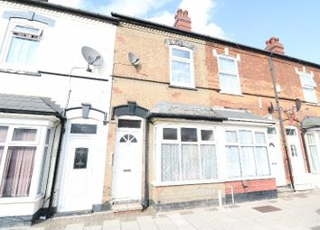 Thumbnail 2 bed terraced house for sale in Alexandra Road, Handsworth