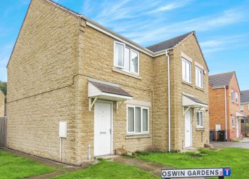2 bed semi-detached house for sale in Oswin Gardens, Bradford BD2